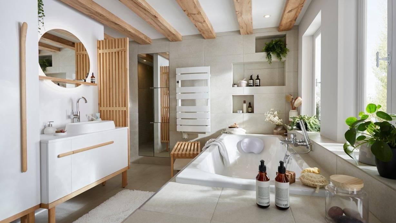 Salle de bain zen : 16 idées pour créer une ambiance détente