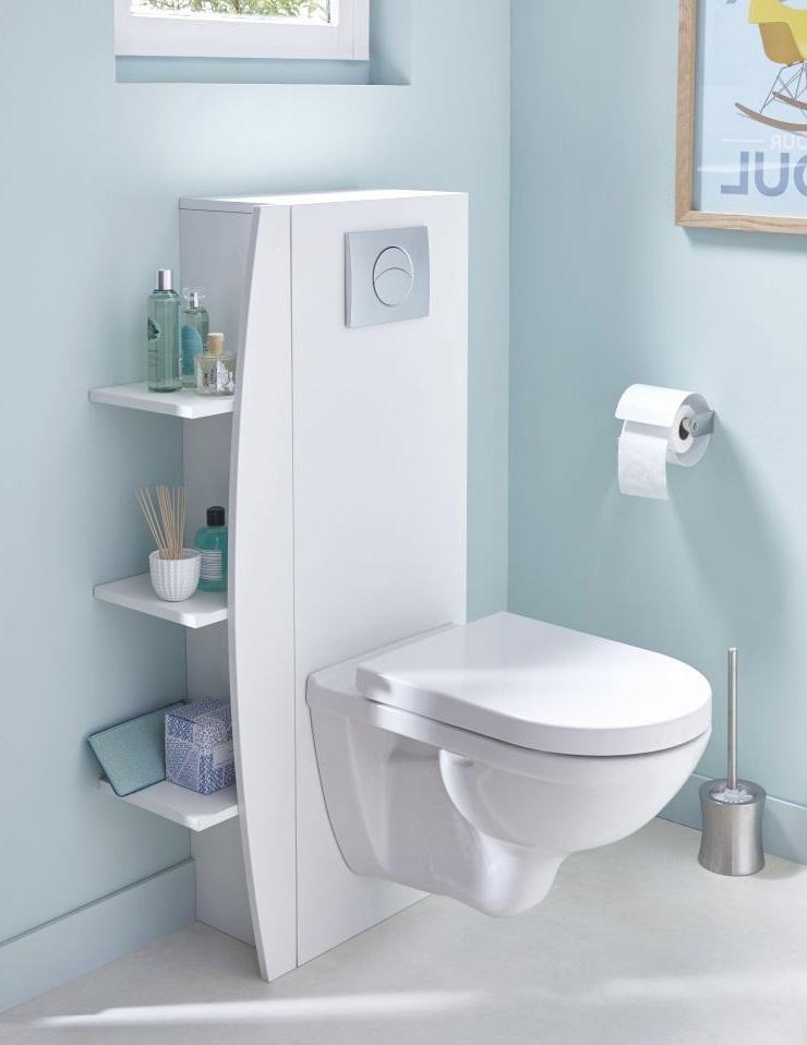 Deco Des Toilettes 30 Idees Inspirantes Et Tendance Pour Vos Wc