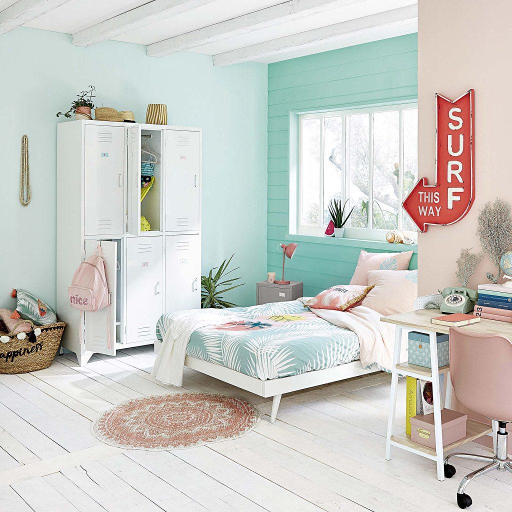 Chambre ado fille  12 idées déco pour une chambre de rêve