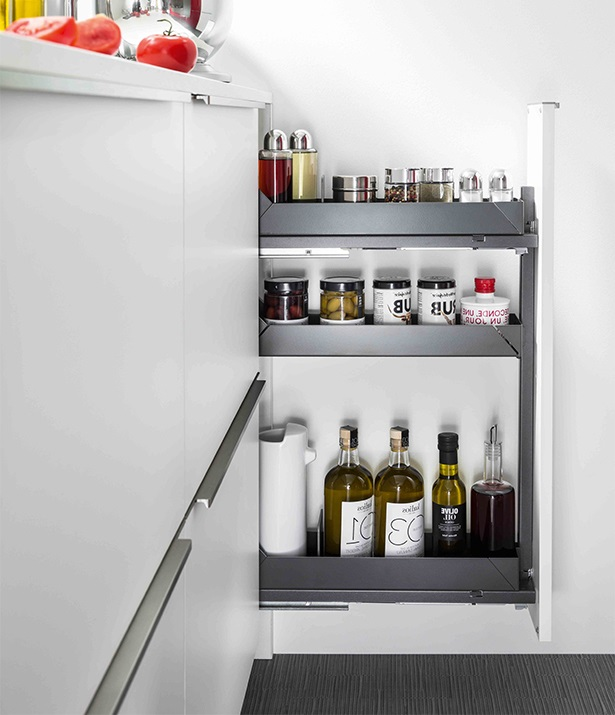 Astuces Rangements Cuisine Epices Et Condiments