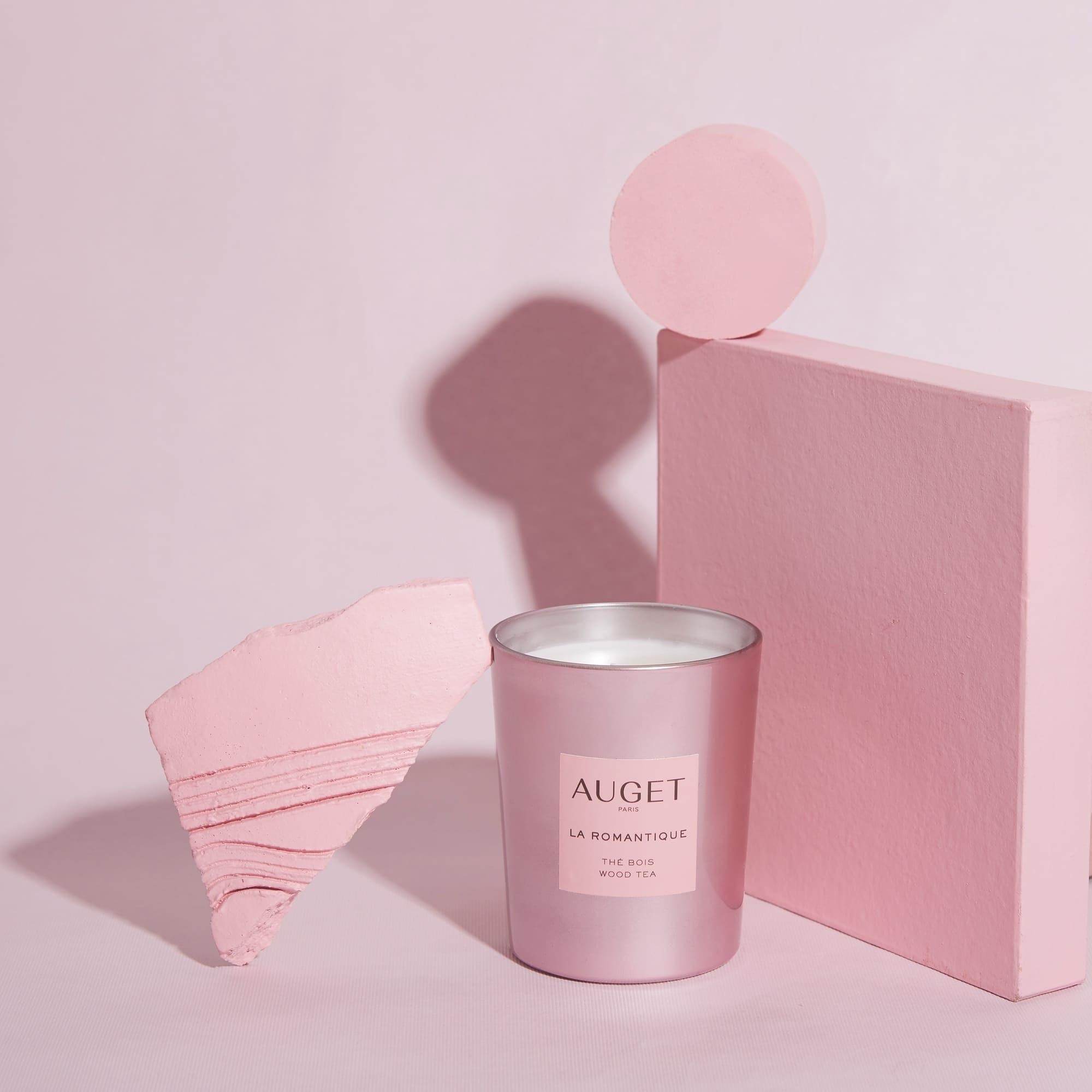 Bougie Parfumee Romantique 35 Auget 1