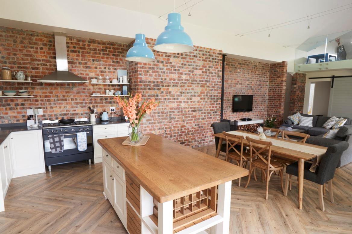 Cuisine Brique Lounge