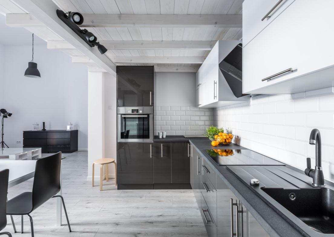 Cuisine grise : sélection des plus beaux modèles pour votre intérieur