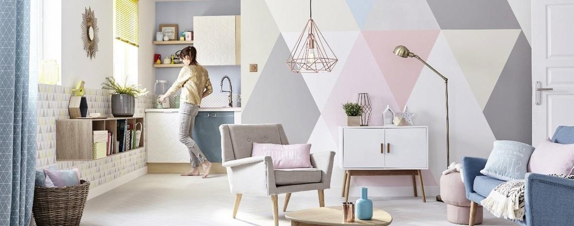 Decoration Salon Scandinave Petit Espace