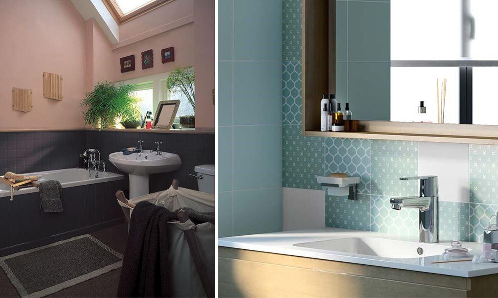 8 Solutions Pour Renover Sa Salle De Bain Sans Casser Le Carrelage