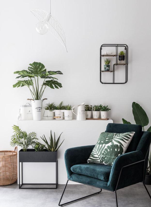 Salon Avec Plafonnier Design