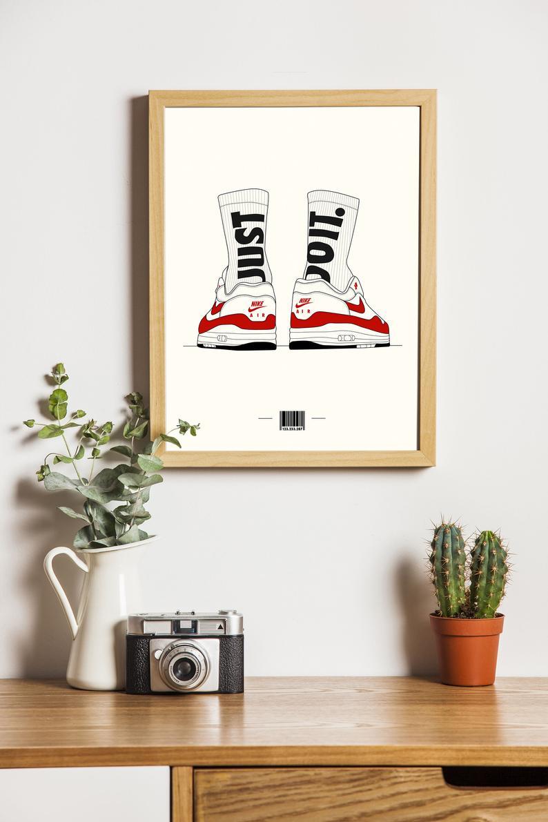 Affiche Moderne