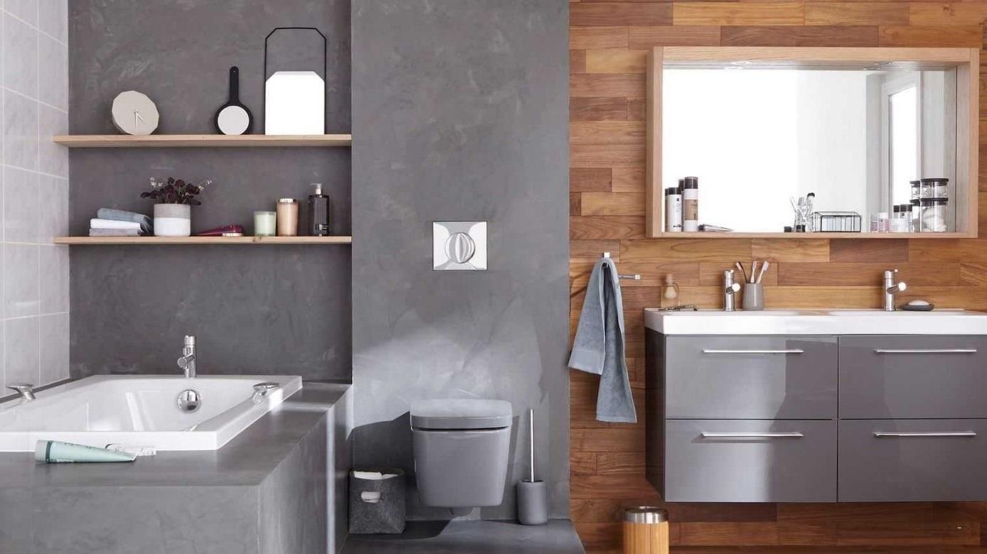 19 solutions pour rénover sa salle de bain sans casser le carrelage