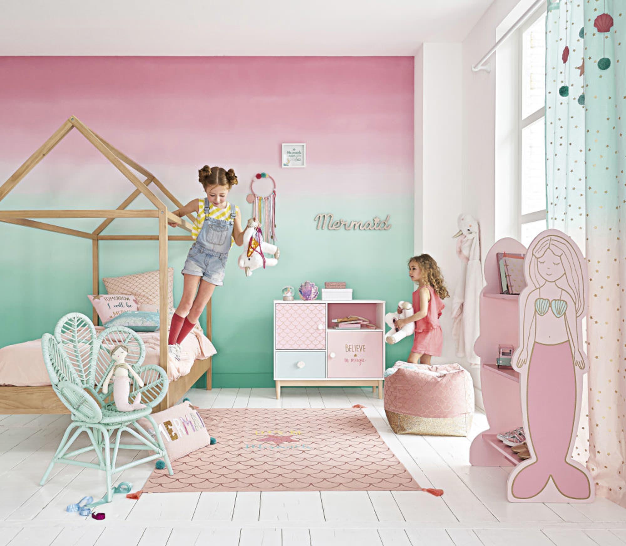 Chambre Enfant Sirene Maison Du Monde