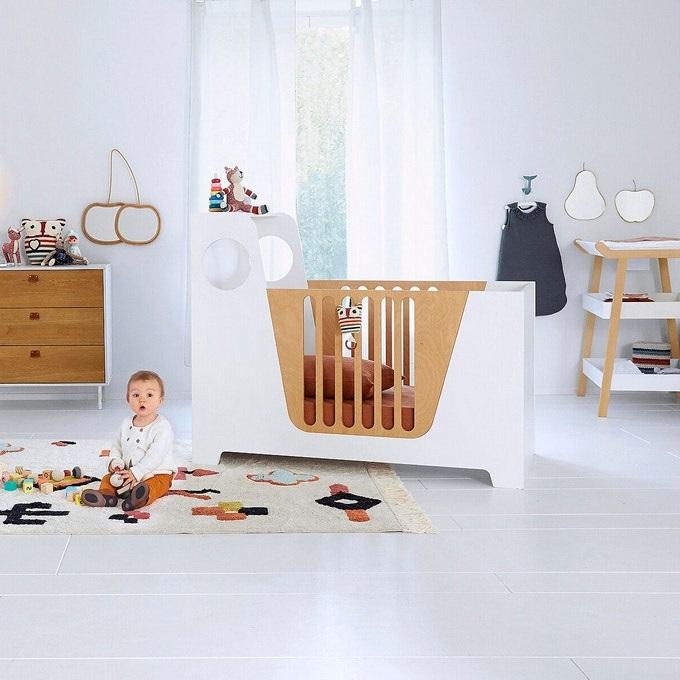 Miroir Rond Pour Chambre D'enfant