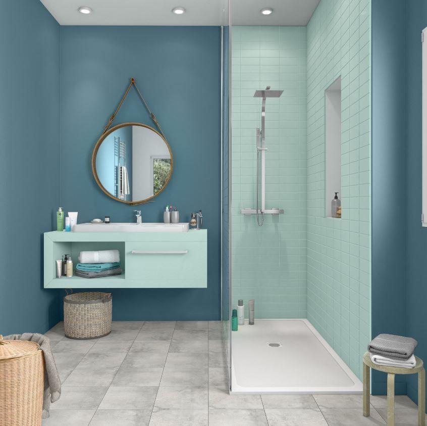 Bleu Turquoise En Deco 50 Idees Pour Bien L Associer