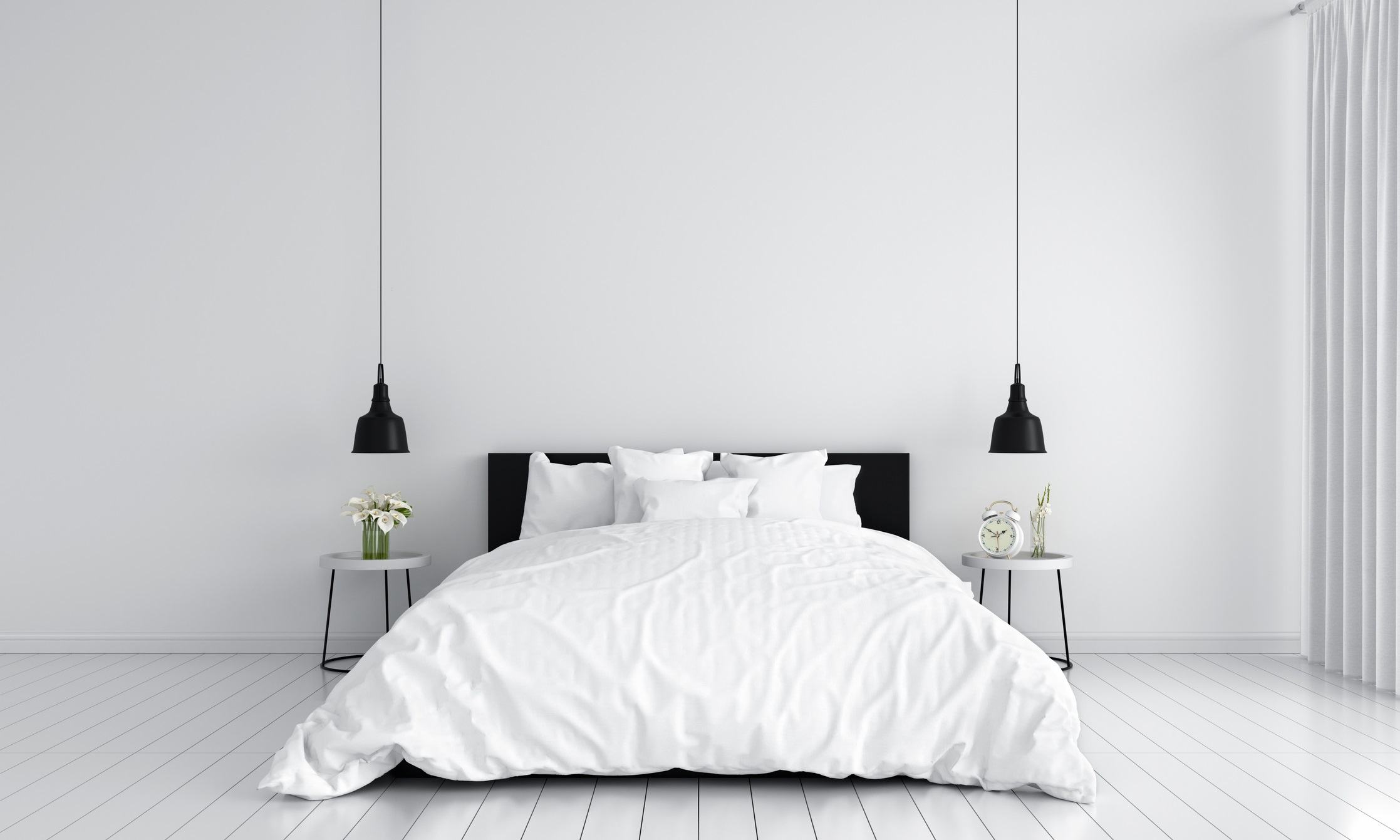Chambre A Coucher Moderne Suspensions