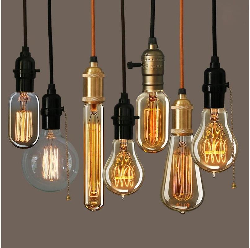 Ampoules Vintage Edison