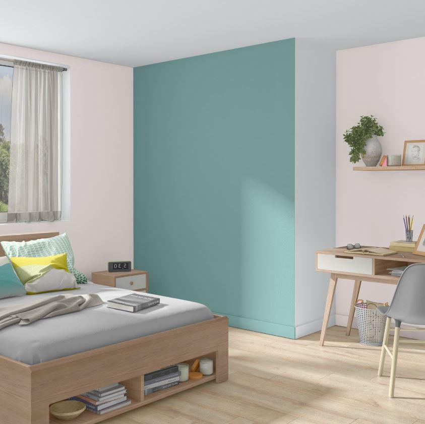 Chambre Adulte Moderne Pastel