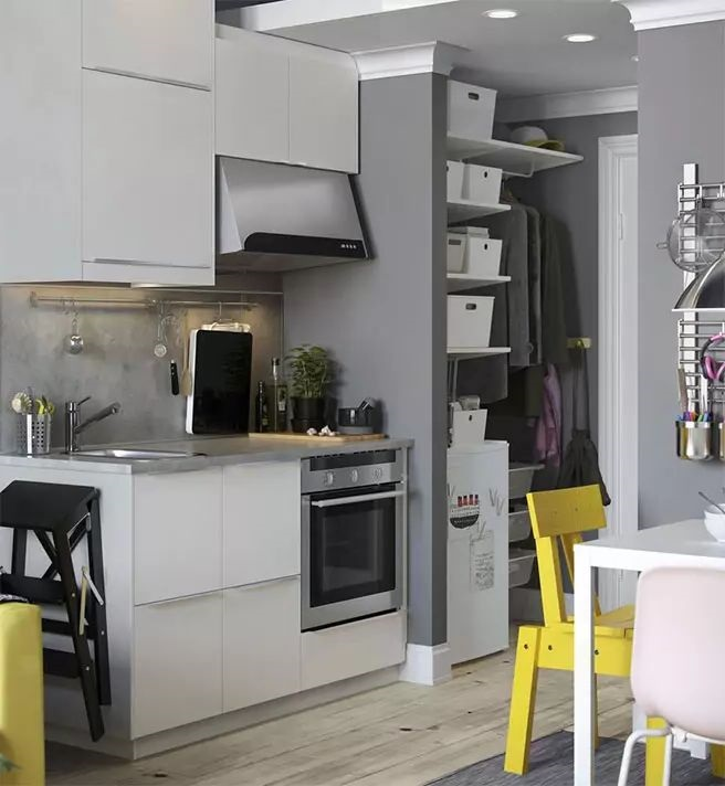 Kitchenette Ultra Compacte