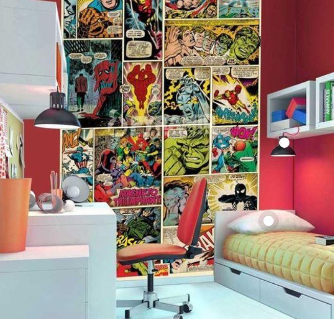 Chambre Ado Comics