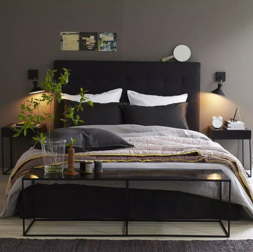 Chambre Adulte Moderne Taupe
