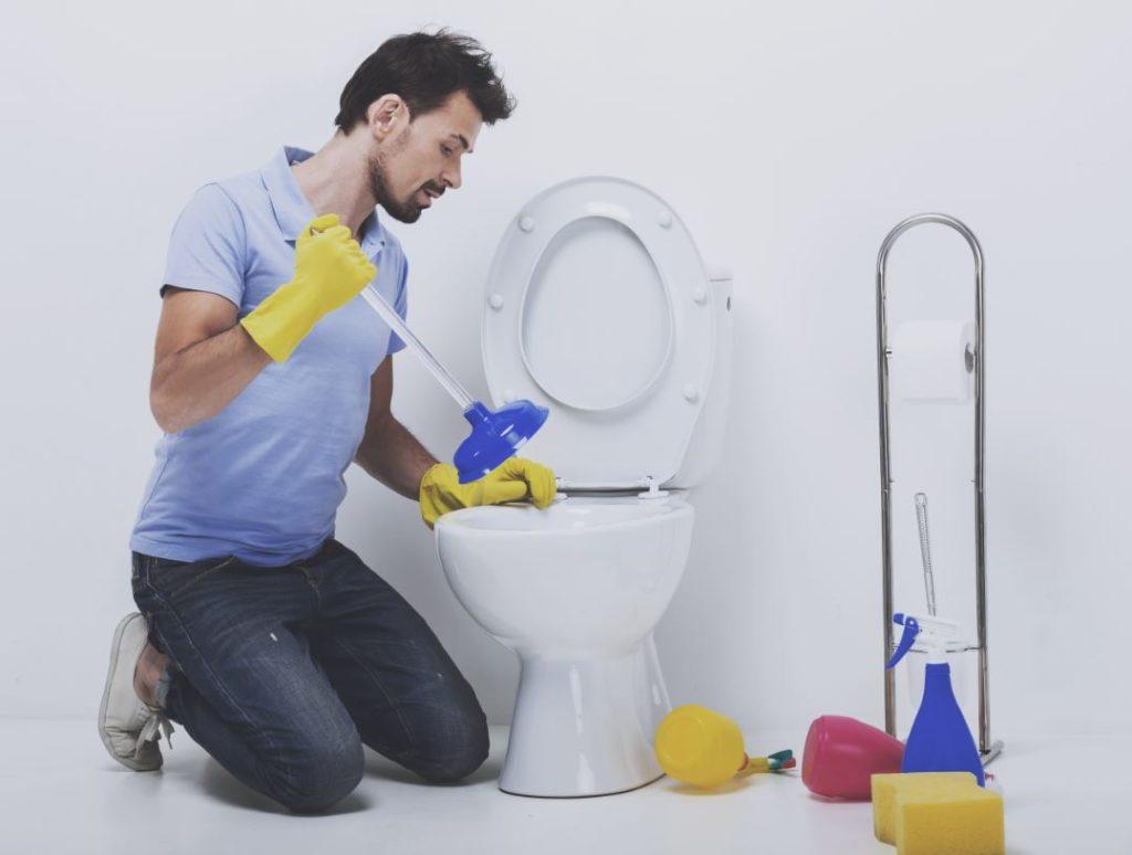Deboucher Wc Toilettes Methodes