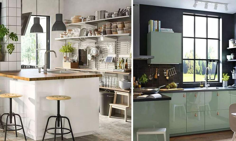 Kitchenette Ikea 12 Modeles Pratiques De Mini Cuisines