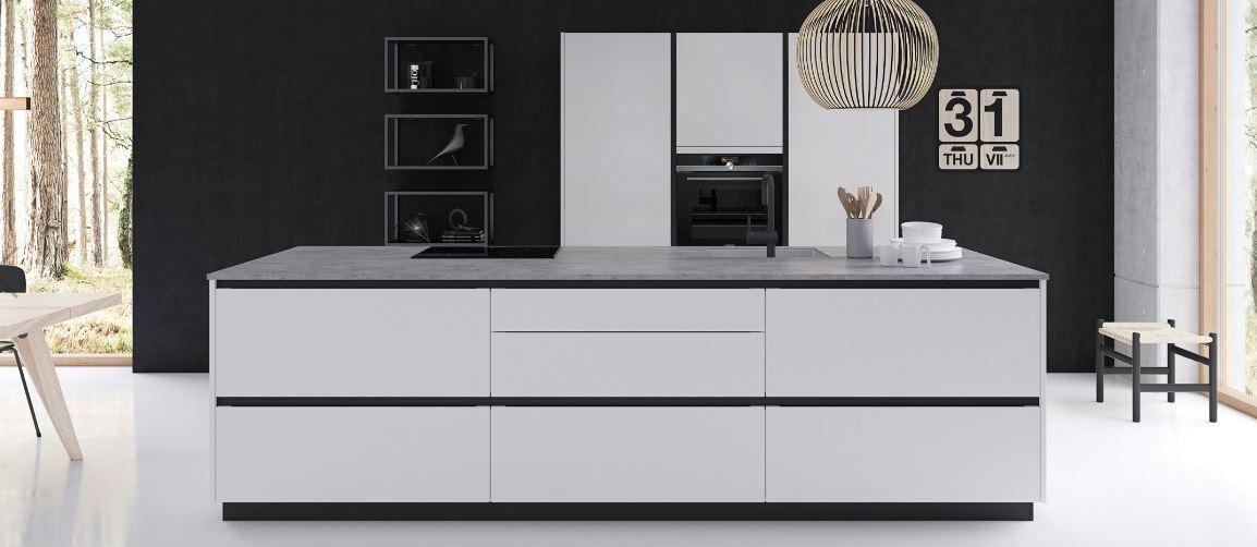 Cuisine Ouverte Tinta Design Architectural