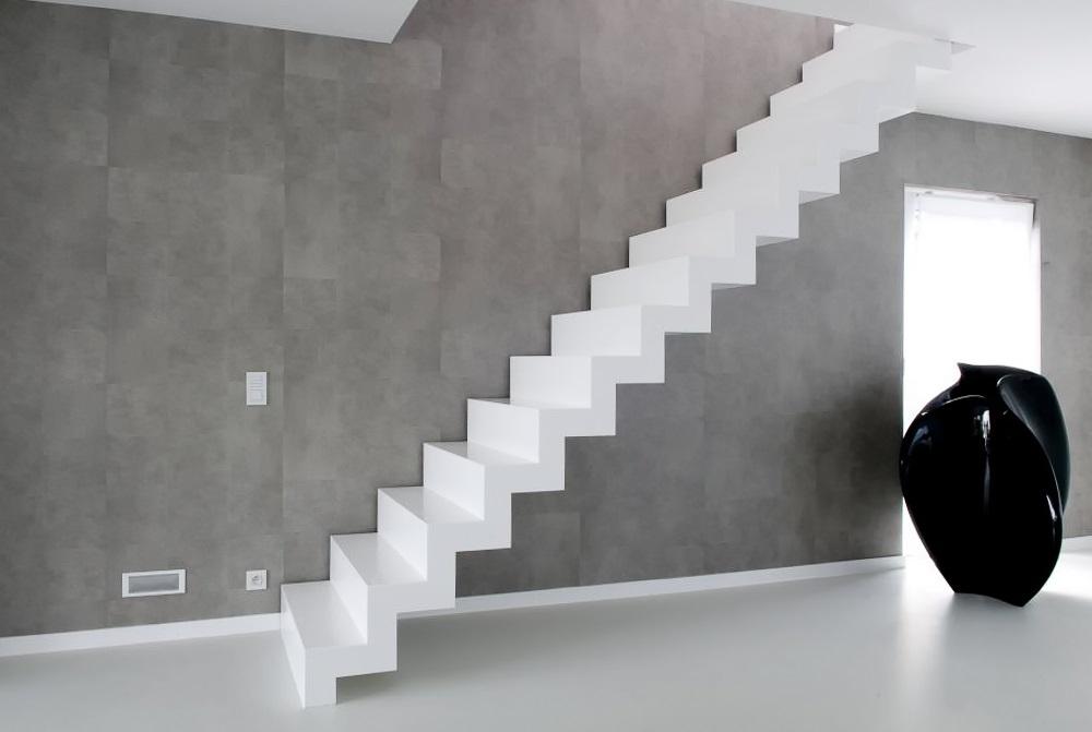 Escalier Moderne Corian®