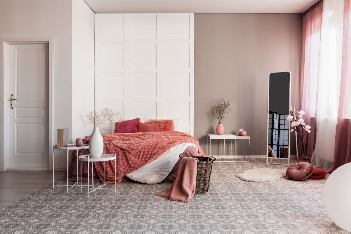 Chambre Cocooning Deco Corail