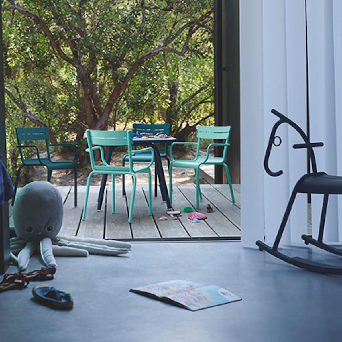 Salon De Jardin Vert Sapin