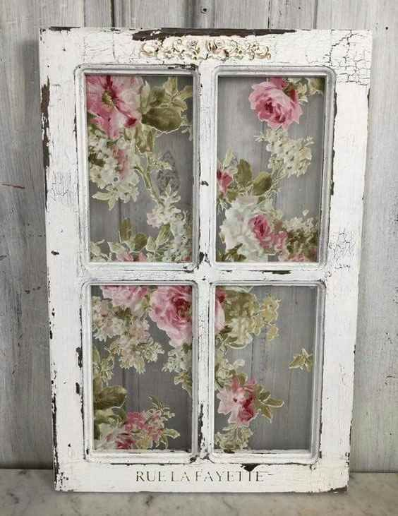 Volets Deco Shabby Chic