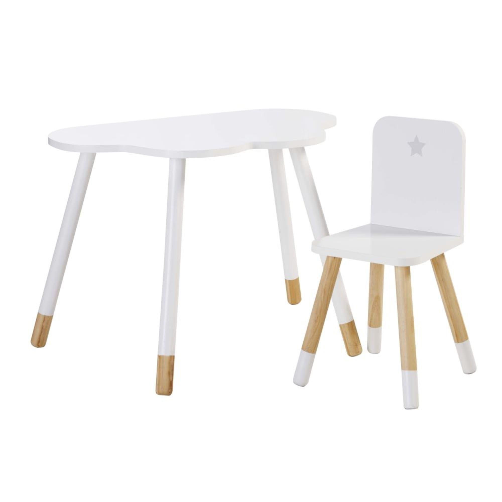 Chaise Et Table Enfant Dreams