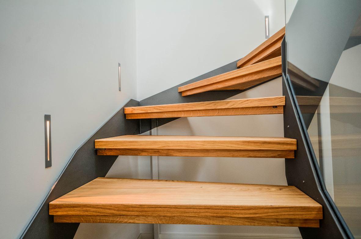 Escalier Moderne Les Materiaux
