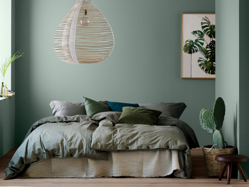 Chambre Cocooning Suspension Esprit Boule Chinoise