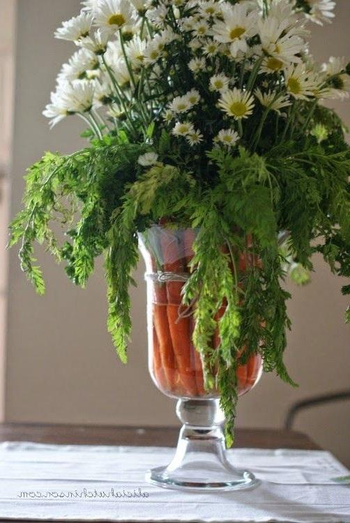 Deco Table Paques Vase