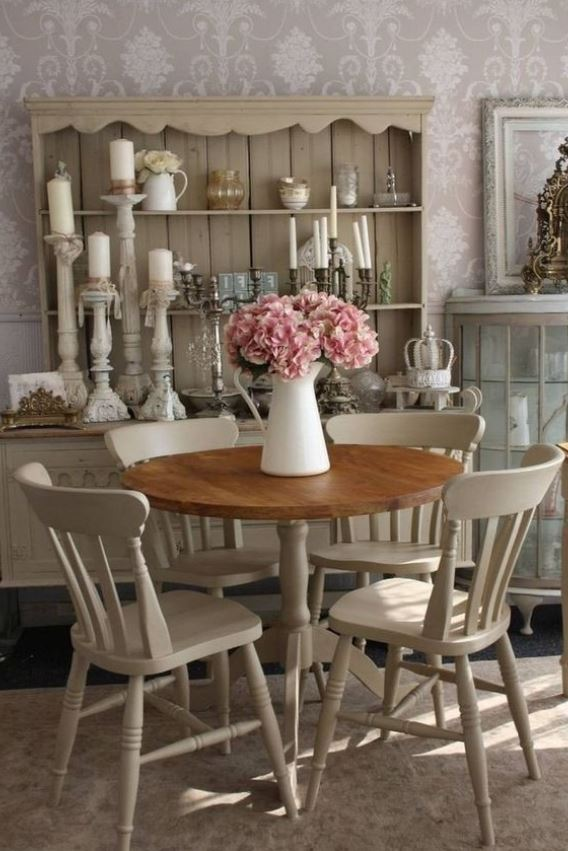 Shabby Chic Tables Chaises