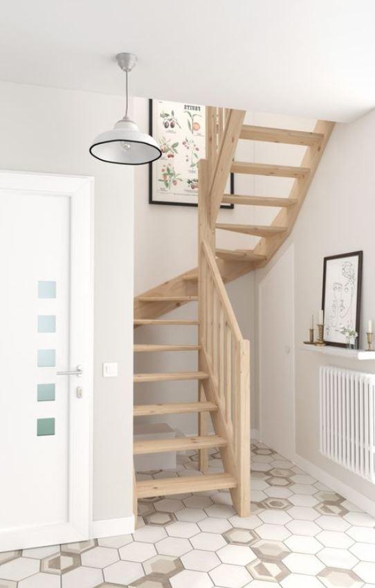 Escalier Modulo