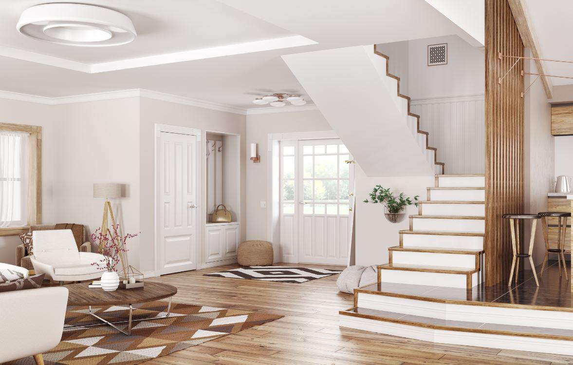 Escalier Avec Claustra