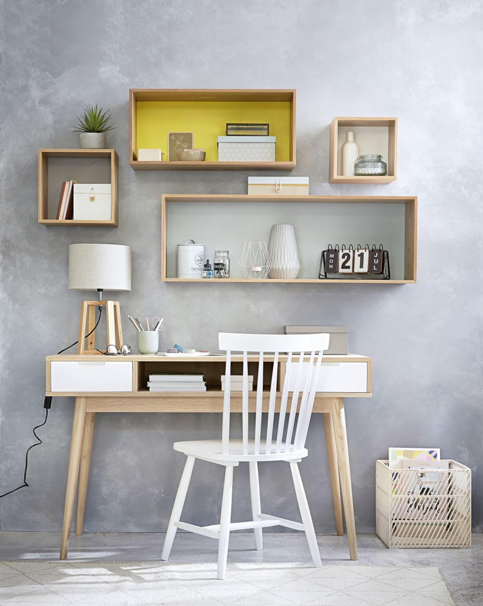 Bureau Fjord Inspiré Du Style Scandinave
