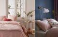 Chambre Rose Poudré