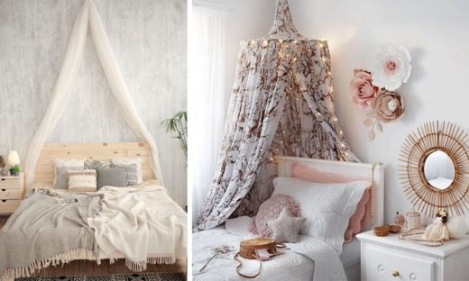 Ciel De Lit Deco Chambre