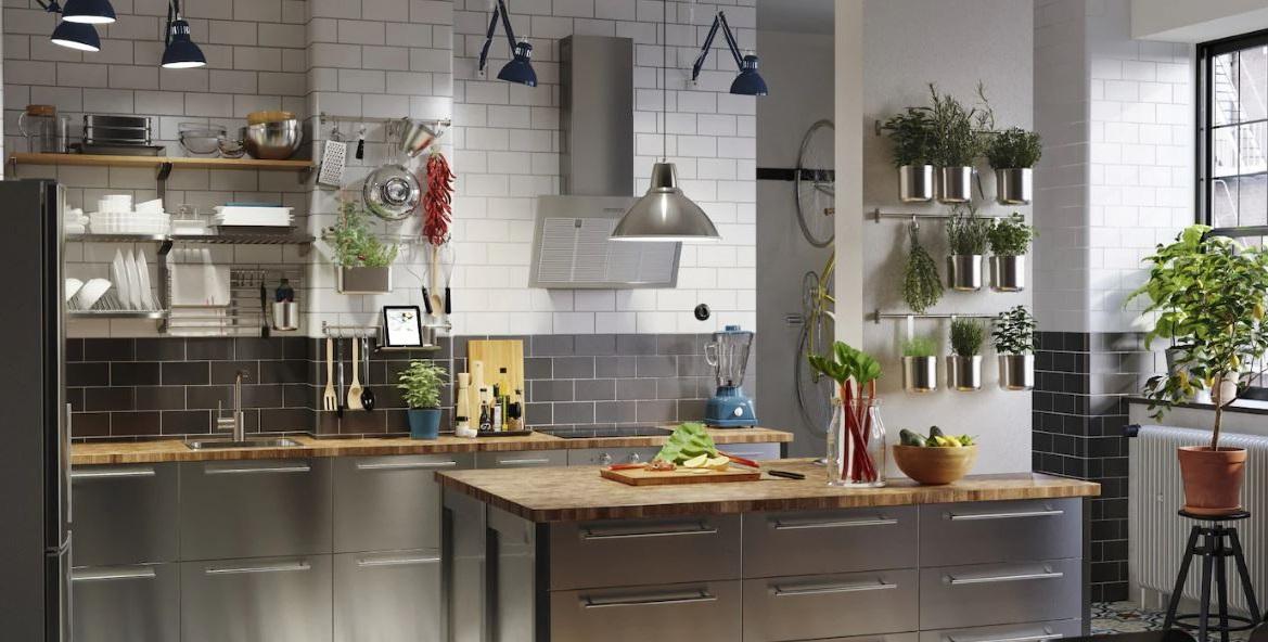 Cuisine Design D'inspiration Bistro à Prix Doux