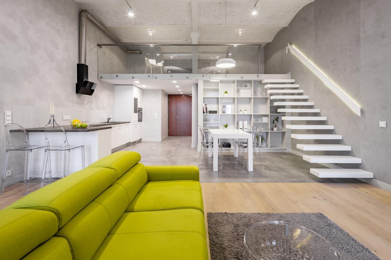 15 Modeles Mezzanines Pour Optimiser Votre Espace Interieur