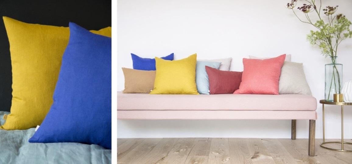 Palette De Couleur Trendy Bleu Majorelle