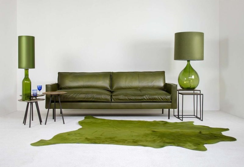 Total Look Vert Bouteille