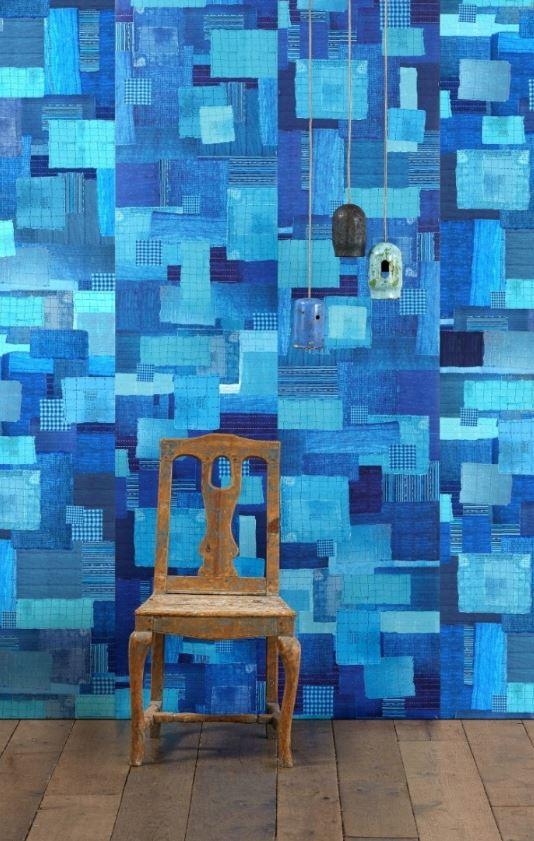 Le Bleu Majorelle Version Camaieu