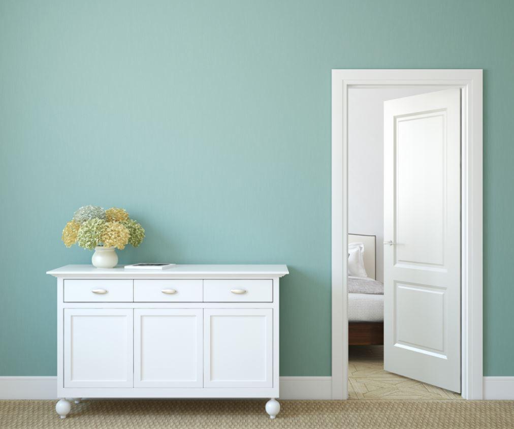 Couloir Bleu Ciel
