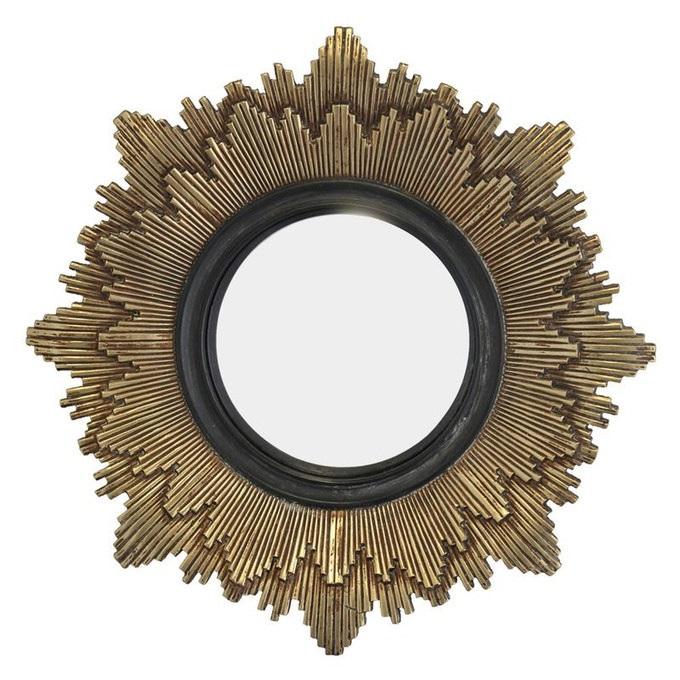 Miroir Soleil Leonie