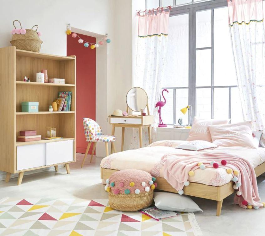 Chambre Scandinave Enfant Vitaminee