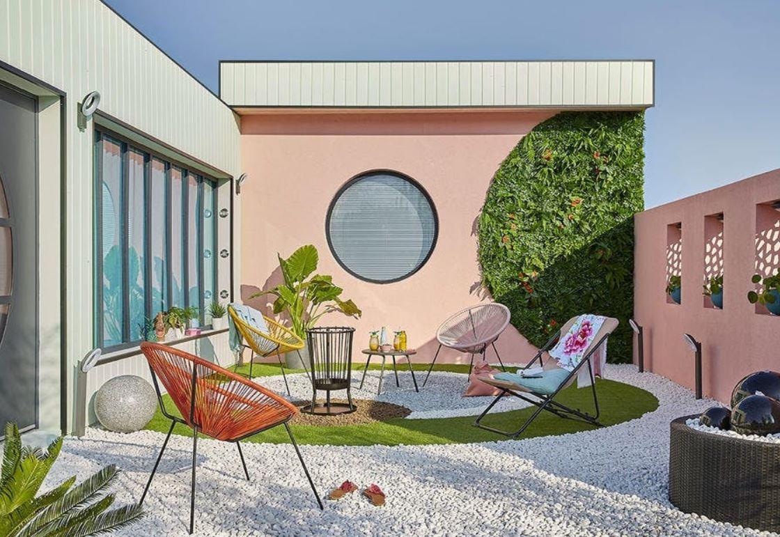 Terrasse Boudoir