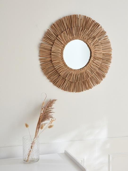 Miroir Soleil Herbier