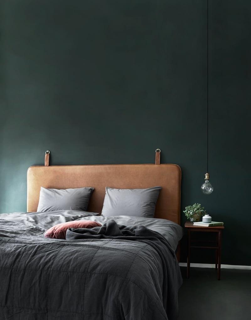 Chambre Verte Contemporaine