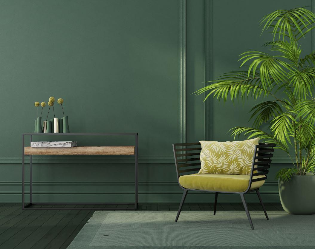 Vert Anis Et Vert Bouteille